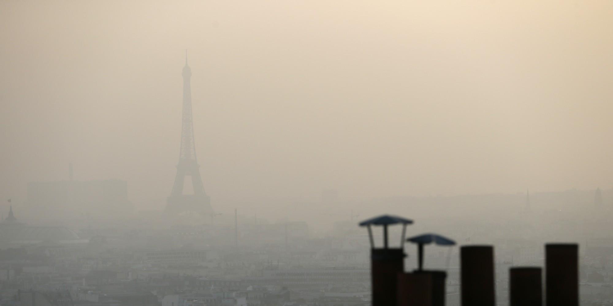 FRANCE-PARIS-ENVIRONMENT-TRANSPORT-POLLUTION